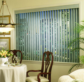 Kurts Window Fashions Vertical Blinds